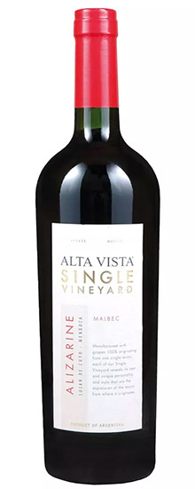 Alta Vista Alizarne Single Vineyard