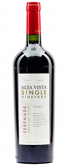Alta Vista Serenade Single Vineyard