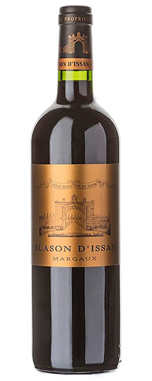Chateau D'Issan Blason D'Issan