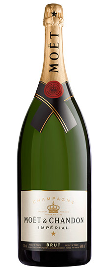 Moët&Chandon  Brut Impérial Mathusalem