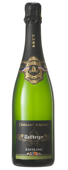 Wolfberger Crémant d'Alsace Riesling